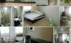 For Rent Transient Studio Type Room Near Airport (Just