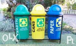 JSG POLYMAX TRASHBIN MODELS Available in many