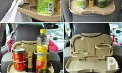 Travel Dining Tray - Material: Plastic - Size (L x W x