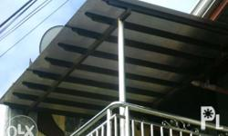 Trellis With Polycarbonate Steel Trellis Canopy Polycarbonate Roof For Sale In San Pedro Calabarzon Classified Philippineslisted Com