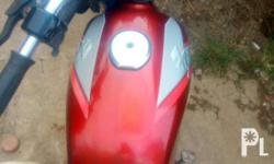 Tricycle bajaj 09 red and 07 black with sidecar
