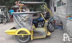 Tricycle for sale Complete papers For inquiries call or