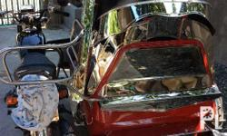 F/sTricycle Honda 155 complete papers newly registered,