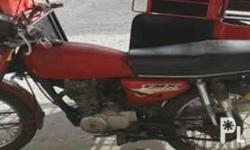 2008 year model Honda TMX155 private used only..
