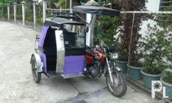 Racal 125cc. Tricycle with sidecar Rehistrado na po yn