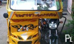 4-SALE Tricycle (RUSH,RUSH) unit BAJAJ 100 with