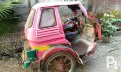 Gawin: Honda Modelo: TRICYCLE side car Taon: 2005