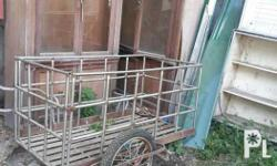 top down tricycle side car stainless for pickup