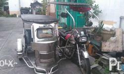 For Sale. Side car!! Good Condition. stainless. kita