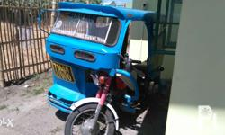 For sale trycycle woth franchise updated registration