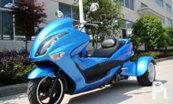 NEW CONCEPT TRIKE 200cc AUTOMATIC, WITH REVERSE