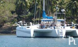 Trimaran Tristar 45 built in Canada and refurbished in