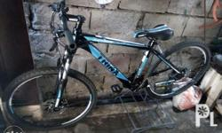 FOR SALE ONLY NO TO SWAP TRINX M136 stock 26er / size