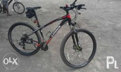 TRINX Mountain Bike 1st owner Ready to use and as good