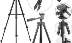 On hand Tripod for dslr and smartphone