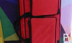 made to order trombone gigbag available colors are red,