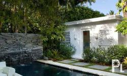This project converts poolside utility and sleeping