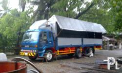 Deskripsiyon selling my 10 wheeler wingvan 10pd1