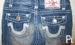 Pre-owned in good condition authentic True Religion