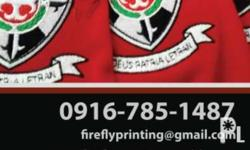 Fb Page: Firefly Printing and Apparel Silkscreen