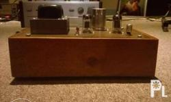 The TR Series are custom made pre-amplifier and buffer