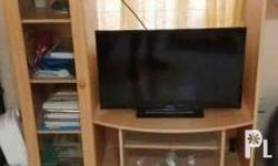 TV Cabinet 6 months used only. Good as new Orig.price