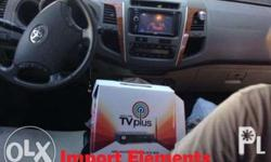 Car tv tuner Hd channel, Sky tv will fit and Headunit