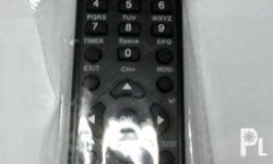 For sale ABS CBN TV Plus Remote Control for only