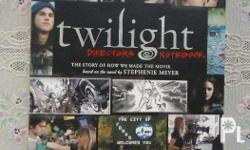 Collector's item. Twilight Director's Notebook.