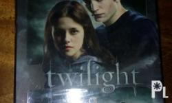 For Sale Original Dvd's Twilight, New Moon, Eclipse,