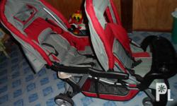 Imported Twin Juniors Stroller from U.A.E., 35% OFF for