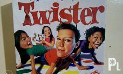 Twister Twister! The game that ties you up in knots