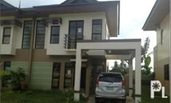 Ready For Occupancy House - For Sale Two Storey