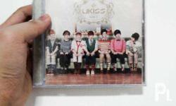 **Optional: Buy This U-kiss album and My 2nd Hand Super