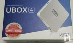 Ubox global edition s800 for Sale in Navotas City, National