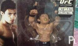 Ultimate fighting championship UFC ultimate collector