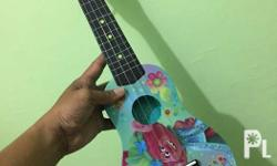 For sale Trolls Ukelele or mini guitar my kiddo doesnt