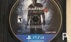 Uncharted 4: A Thief�s End for PS4 (Pre-owned) - CD