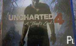 Uncharted 4 R-All Pristine condition! Location: orani