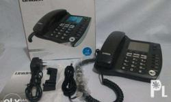 FP 1200 Corded Phone with Advanced LCD and Caller ID