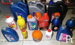 Unioil lubricants are the cheapest in the market. Local