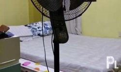 UNION Stand Fan - �1,000 UNION Stand Fan with