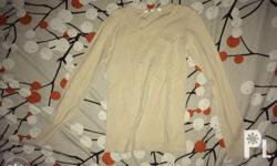 UNIQLO Long Sleeves 100% Authentic Nude Color size