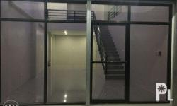 134 Sqm unit is Ideal for a bank or office use. A self
