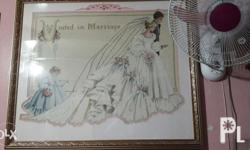 United in Marriage,Big Frame in Good Condition