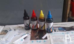 universal dye ink compatible in epson, brother ,and