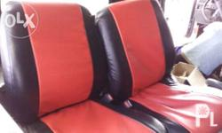front car seat pair good for small cars reclinable