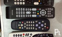 Universal Remotes PRICE depends on each