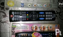universal remote for tv dvd vcd midi karaoke with menu