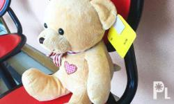 """Features: Product Name: RUSS BEAR CHECKERED 12"""" Product"""